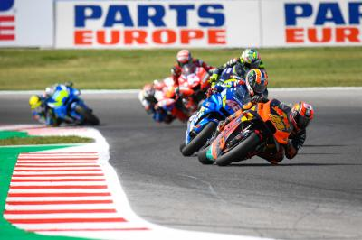 Espargaro 'must be happy' with Misano P7