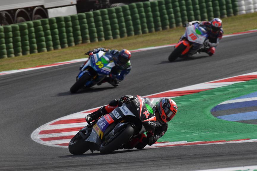 Jesko Raffin, Dynavolt Intact GP, Gran Premio Octo di San Marino e della Riviera di Rimini