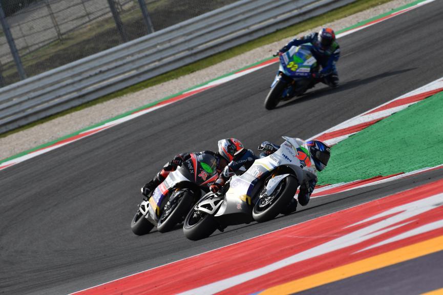 Bradley Smith, One Energy Racing, Gran Premio Octo di San Marino e della Riviera di Rimini