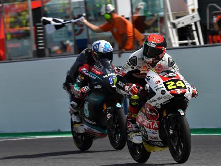 Moto3, Gran Premio Octo di San Marino e della Riviera di Rim