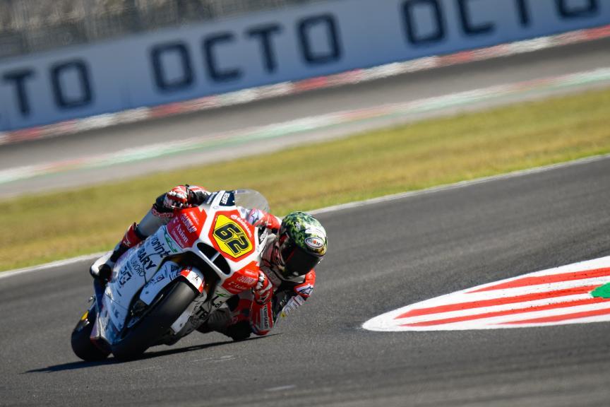 Stefano Manzi, MV Augusta Temporary Forward, Gran Premio Octo di San Marino e della Riviera di Rimini