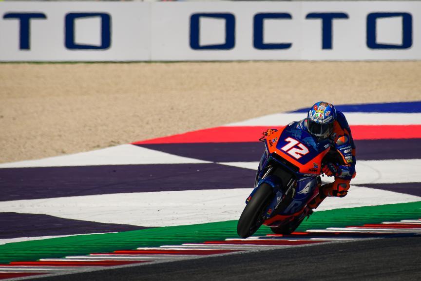 Marco Bezzecchi, Red Bull KTM Tech 3, Gran Premio Octo di San Marino e della Riviera di Rimini