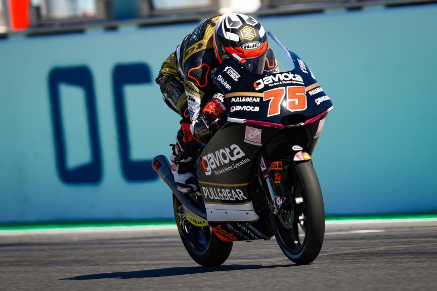 Albert Arenas, Gran Premio Octo di San Marino e della Riviera di Rimini