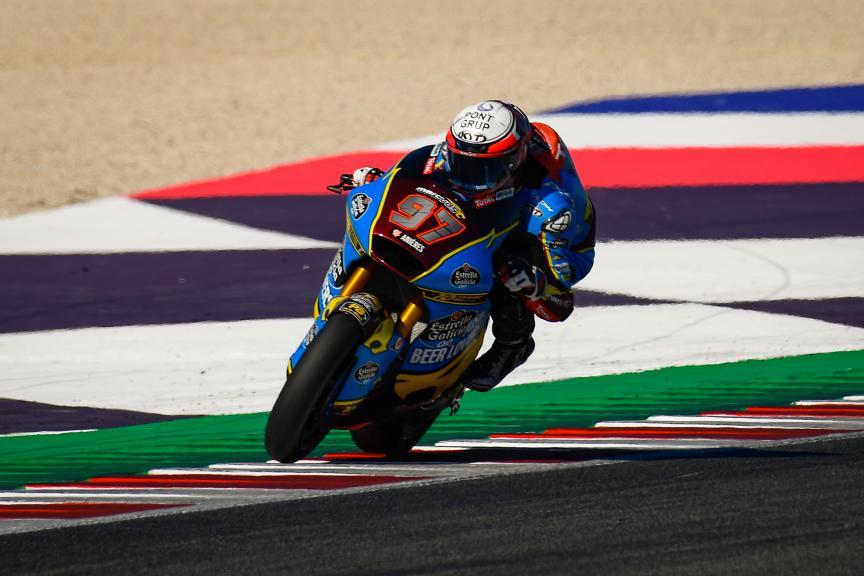 Xavi Vierge, EG 0,0 Marc Vds, Gran Premio Octo di San Marino e della Riviera di Rimini