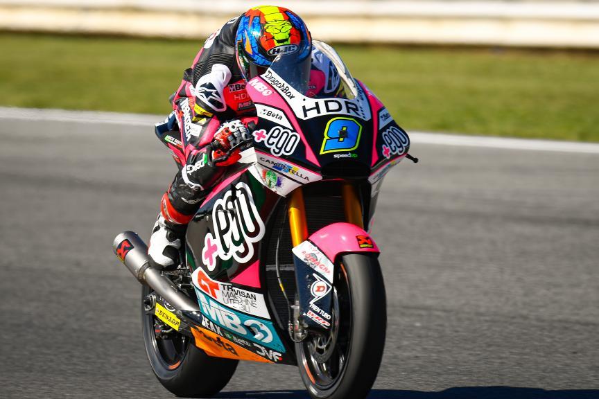 Jorge Navarro, +EGO Speed Up, Gran Premio Octo di San Marino e della Riviera di Rimini