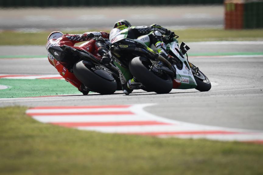 Cal Crutchlow, Michele Pirro, Gran Premio Octo di San Marino e della Riviera di Rimini