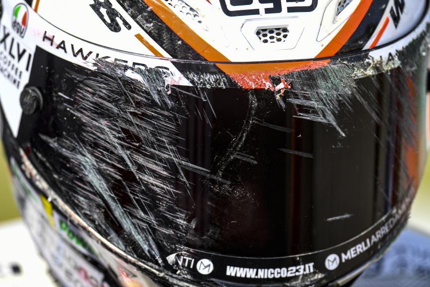 Niccolo Antonelli, SIC58 Squadra Corse, Gran Premio Octo di San Marino e della Riviera di Rimini