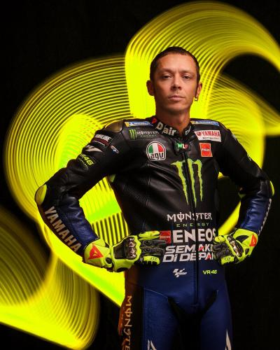 Forza Vale The local hero @ValeYellow46 is ready to give