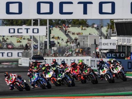 MotoE, Race, Gran Premio Octo di San Marino e della Riviera
