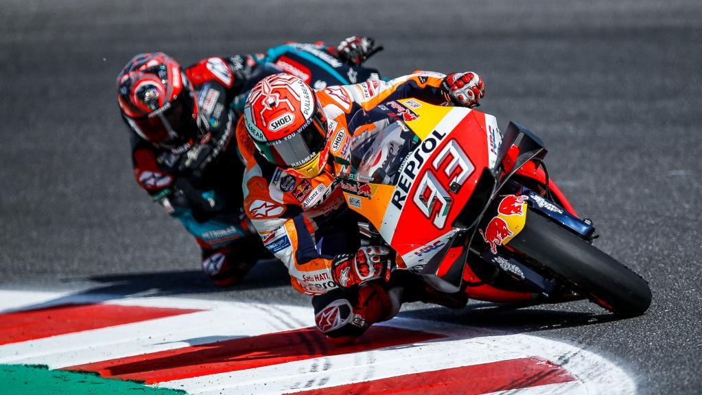 TC_Marquez Quarta Race Misano