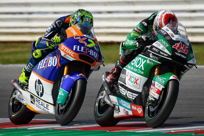 Lorenzo Baldassarri, Tetsuta Nagashima, Gran Premio Octo di San Marino e della Riviera di Rimini