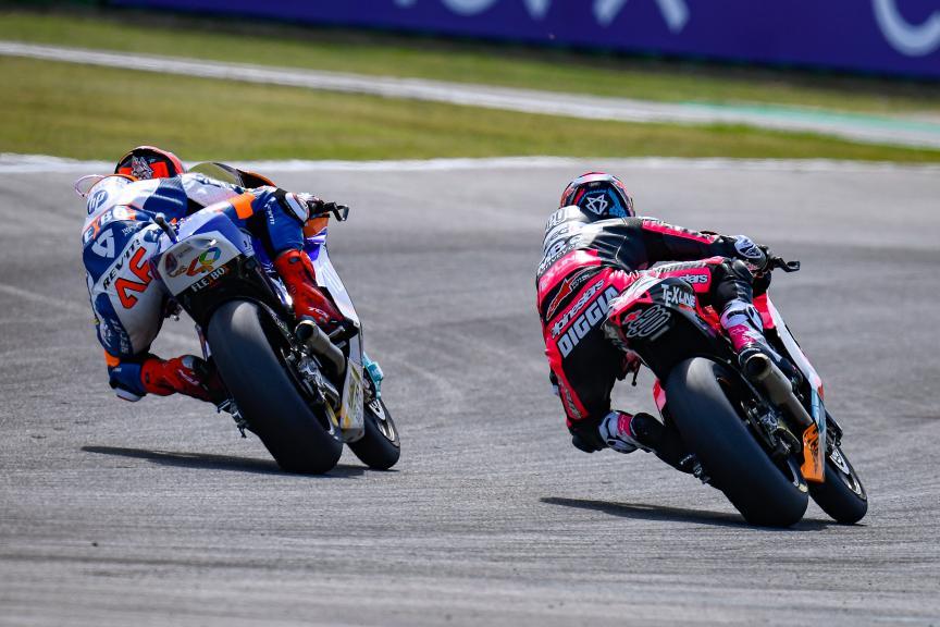 Fabio Di Giannantonio, Augusto Fernandez, Gran Premio Octo di San Marino e della Riviera di Rimini