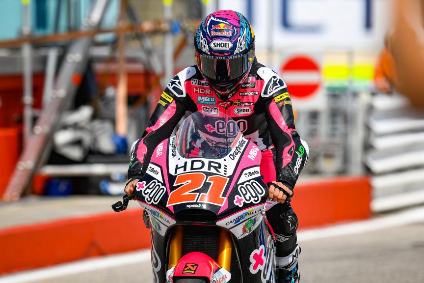 Fabio Di Giannantonio, +EGO Speed Up, Gran Premio Octo di San Marino e della Riviera di Rimini