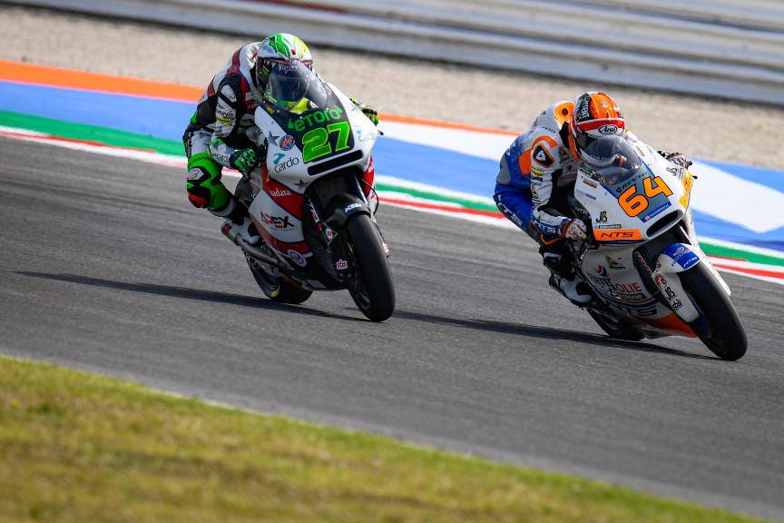 Iker Lecuona, American Racing KTM, Gran Premio Octo di San Marino e della Riviera di Rimini