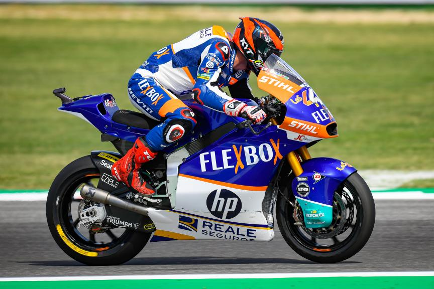 Augusto Fernandez, Flex-Box HP40, Gran Premio Octo di San Marino e della Riviera di Rimini