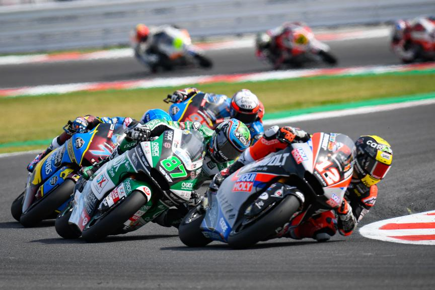 Remy Gardner, Onexox TKKR SAG Team, Gran Premio Octo di San Marino e della Riviera di Rimini