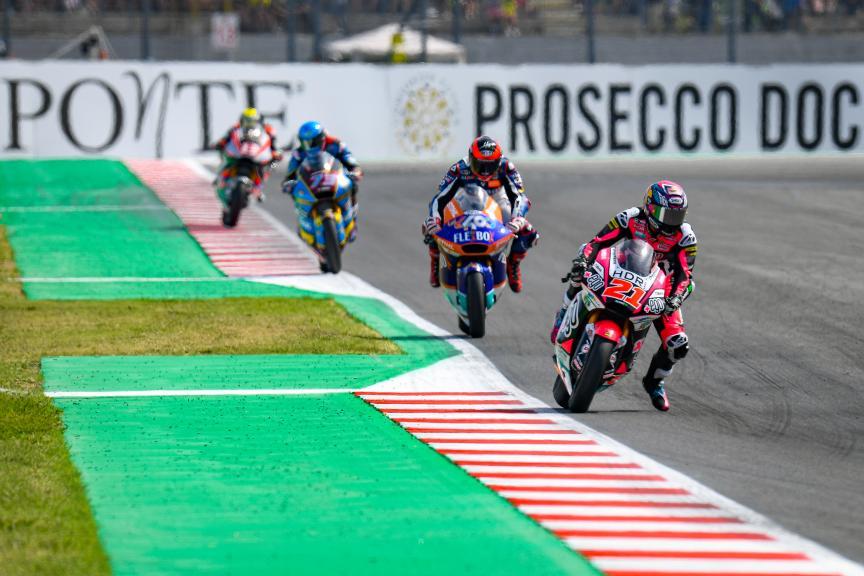 Moto2, Race, Gran Premio Octo di San Marino e della Riviera di Rimini
