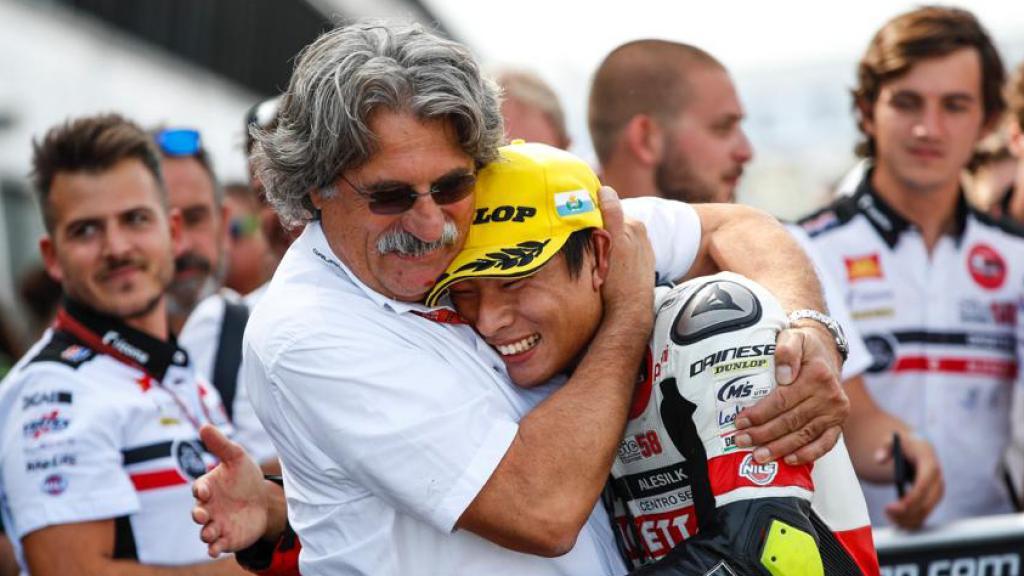 TC_Tatsuki Suzuki, Paolo Simoncelli, SIC58 Squadra Corse