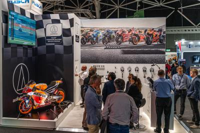 MotoGP™️ at IBC: a truly global event