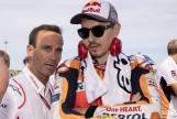 Jorge Lorenzo, Alberto Puig, Repsol Honda Team, Gran Premio Octo di San Marino e della Riviera di Rimini