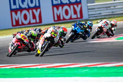 Changes to Moto2™ and Moto3™ regulations announced