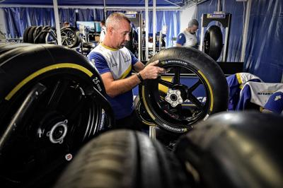 Rigorous tyre test awaits at MotorLand Aragon
