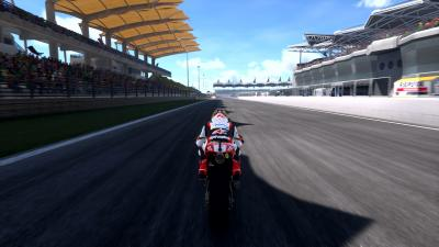 Global Series Round 2: sustaining speed at Sepang