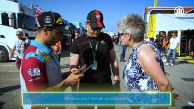 Di Meglio's questionnaire: what do you know about MotoE??