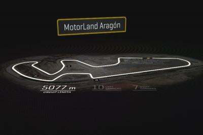 Où dépasser au MotorLand Aragón ?