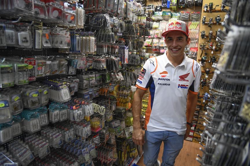 Pre-Event, Gran Premio Michelin® de Aragon
