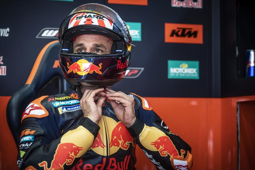 Johann Zarco_Red Bull KTM Factory Racing