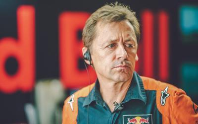 Pourquoi une telle décision de KTM ? Leitner répond