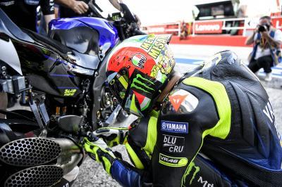 "Yamaha set for ""historically difficult"" Aragon"