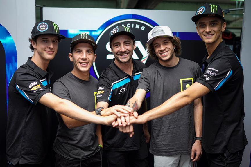 Sky Racing Team VR46 2020