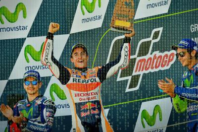 Le MotoGP™ en chiffres : Round 14 - Aragón