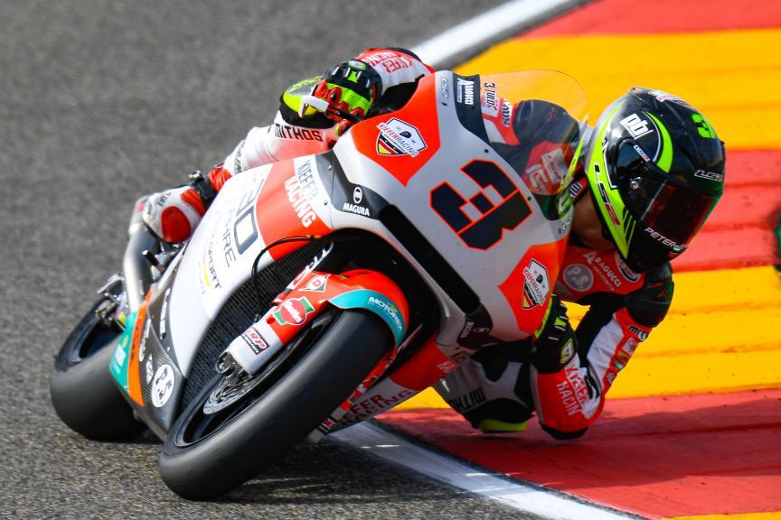 Lukas Tulovic, Kiefer Racing, Gran Premio Michelin® de Aragon