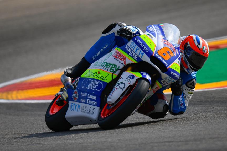Gabriele Ruiu, Tasca Racing Scuderia, Gran Premio Michelin® de Aragon