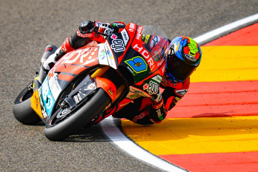 Jorge Navarro, HDR Heidrun Speed Up, Gran Premio Michelin® de Aragon