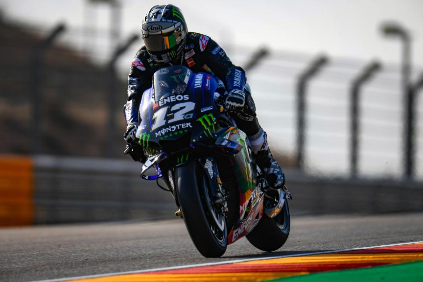 Maverick Viñales, Monster Energy Yamaha MotoGP, Gran Premio Michelin® de Aragon