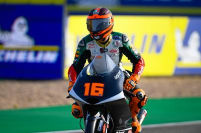 Moto3™ - Aragón : Migno se hisse en tête après les FP2