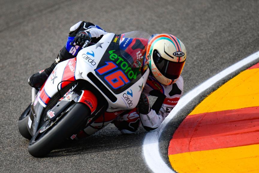 Joe Roberts, American Racing KTM, Gran Premio Michelin® de Aragon