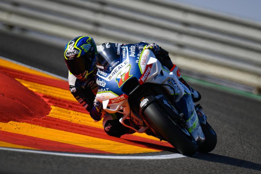 Karel Abraham, Reale Avintia Racing, Gran Premio Michelin® de Aragon