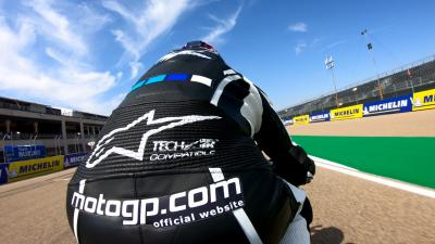A lap of MotorLand Aragon with Simon Crafar & GoPro™