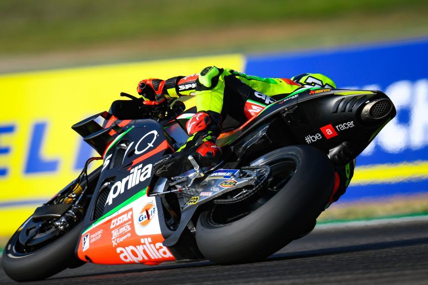 Andrea Iannone, Aprilia Racing Team Gresini, Gran Premio Michelin® de Aragon