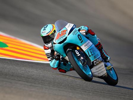 Moto3, Free Practice, Gran Premio Michelin® de Aragon