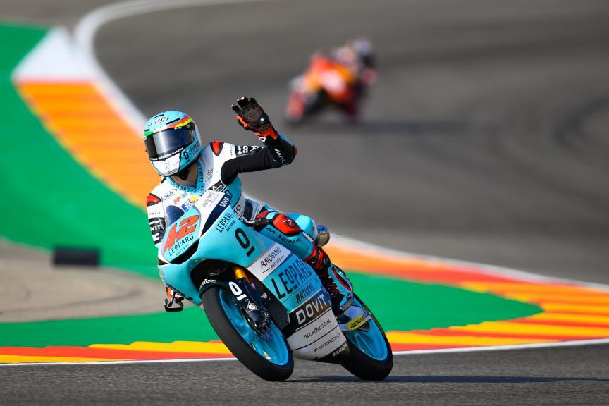 Marcos Ramirez, Leopard Racing, Gran Premio Michelin® de Aragon