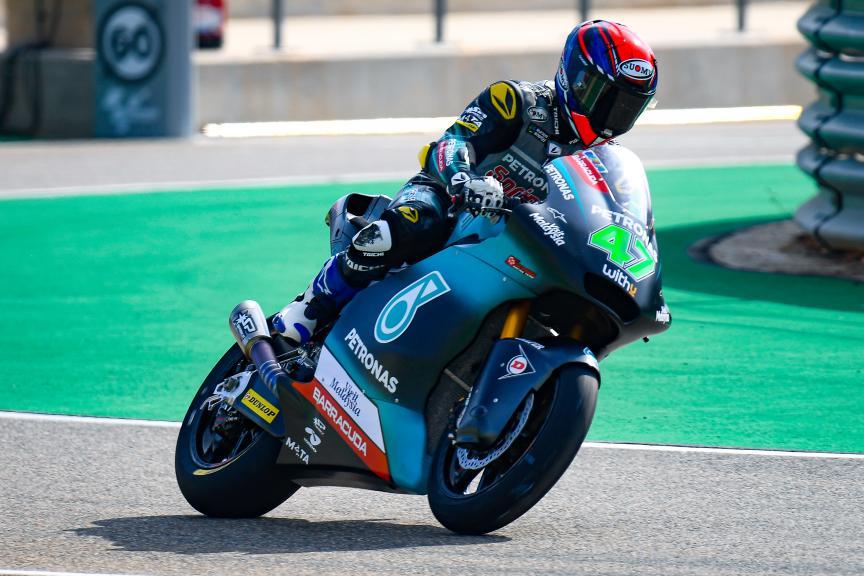 Adam Norrodin, Petronas Sprinta Racing, Gran Premio Michelin® de Aragon