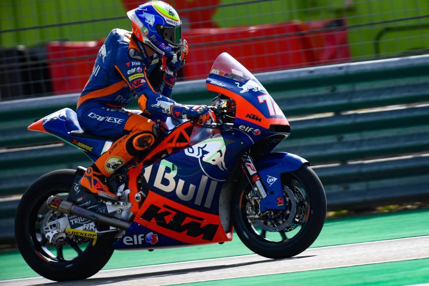 Marco Bezzecchi, Red Bull KTM Tech 3, Gran Premio Michelin® de Aragon