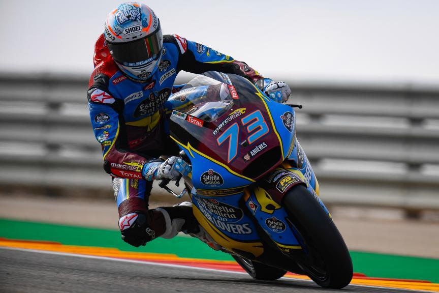 Alex Marquez, EG 0,0 Marc Vds, Gran Premio Michelin® de Aragon