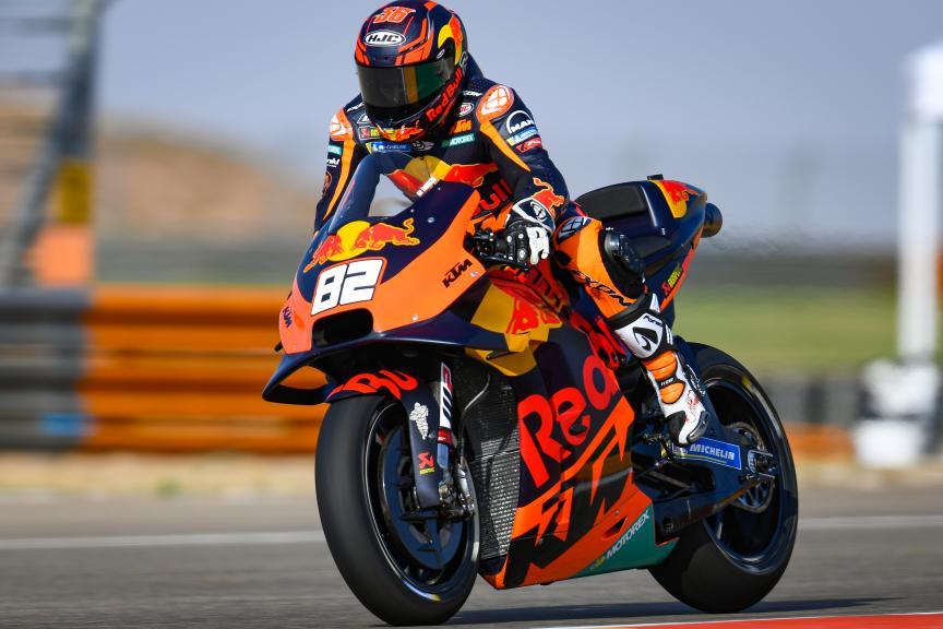 Mika Kallio, Red Bull KTM Factory Racing, Gran Premio Michelin® de Aragon